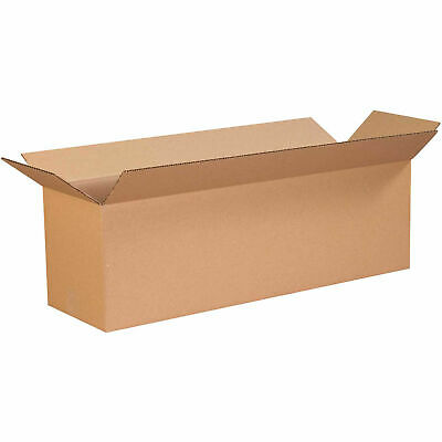 14 X 10 X 5 Flat Cardboard Corrugated Boxes 200ect-32 Lot Of 25