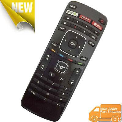 New XRT112 Remote for Vizio Smart TV E320I-B1 E400I-B2 E420I-A1 E480I-B2 E502AR