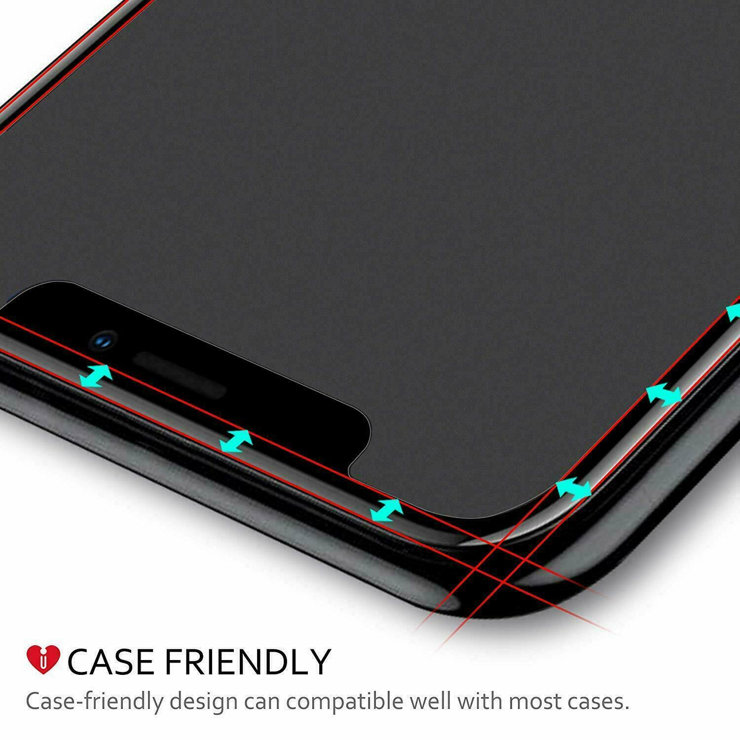 Купить Apple iPhone - Screen Protector Tempered Glass For iPhone SE 5 6 7 8 Plus X Xs Max XR 11 Pro