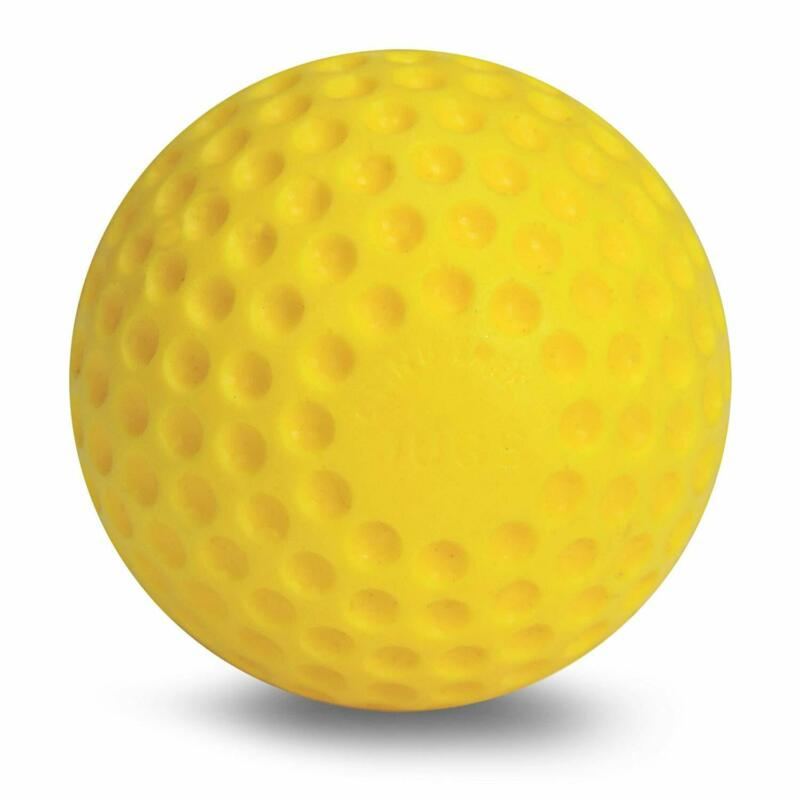 JUGS Sting-Free Dimpled Pitching Machine Baseballs