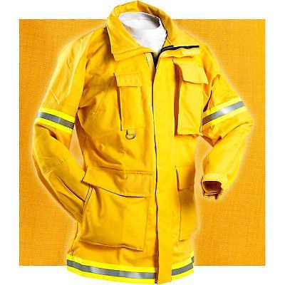 Fireline 6 Oz. Nomex Iiia Firefighting Coat Xx-large 50-52 Chest