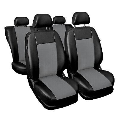 Sitzbezüge Universal SUP-SZ Schonbezüge kompatibel mit MERCEDES ML KLASSE