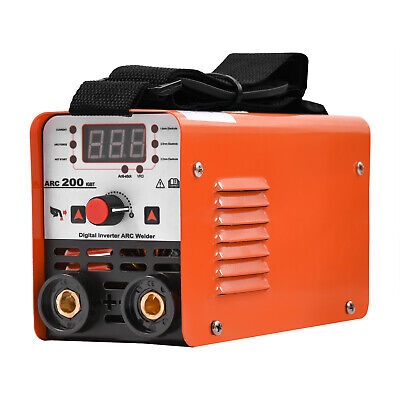 Arc Stick Welder Igbt Digital Welding Machine Mini Portable Inverter Welder New