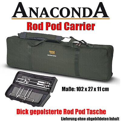 Anaconda Rod Pod Carrier - Rodpodtasche Tasche Schutztasche 102 x 27 x 11 cm