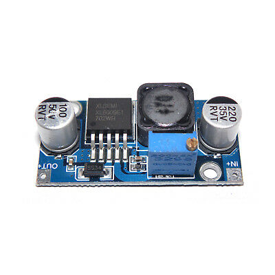 DC-DC Adjustable Step up boost Power Converter Module XL6009 Replace LM2577 segunda mano  Embacar hacia Argentina
