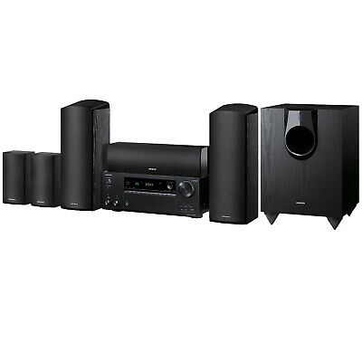 Onkyo 5.1.2-Channel Atmos-Enabled Smart Home Theater System (HT-S7800) Onkyo Wireless Home Theater System