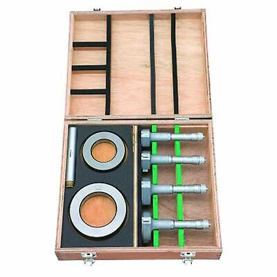 Mitutoyo 368-997 Holtest Type Ll Vernier Inside Micrometer Set 2-4