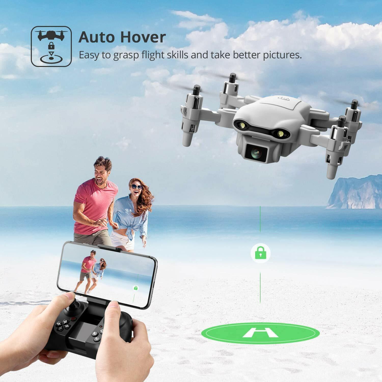 New RC Drone 4k HD Wide Angle Camera WIFI FPV Drone Dual Camera Quadcopter 4