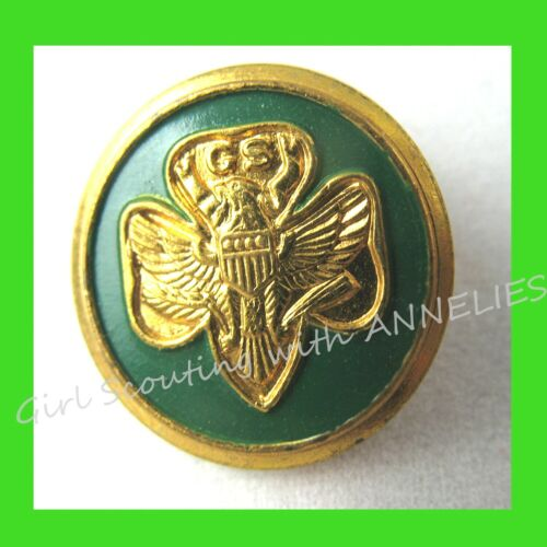 EXCELLENT 1960s OFFICIAL Girl Scout FRIENDSHIP PIN, COLLECTOR GIFT Combine