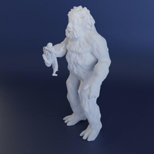 "Lost In Space Cyclops John Robinson Jet Pack 3D Printed Polar Lights Lunar 6"""