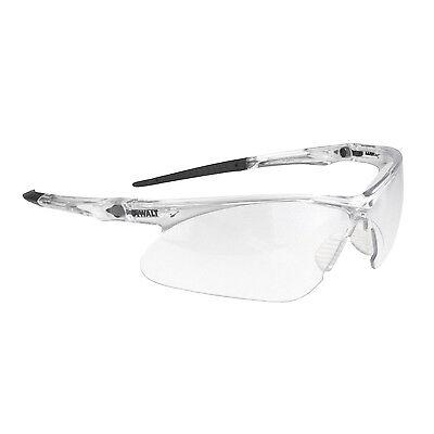Dewalt Dpg102-1 Recip Safety Glasses Clear Lens Ansi Z87.1