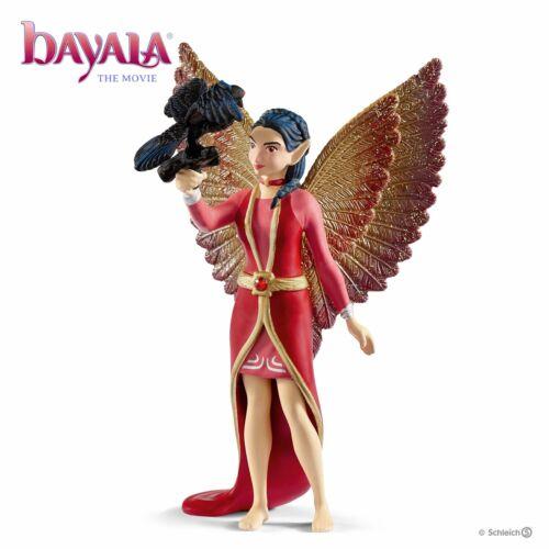 Schleich 70586 Nuray with Raven Munyn Bayala Movie New 2019 Fantasy Fairy