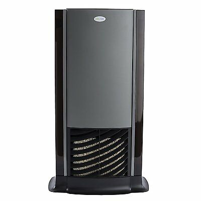 NEW ESSICK D46 720 4 SPEED TOWER STYLE EVAPORATIVE AIR HUMIDIFIER GRAY &