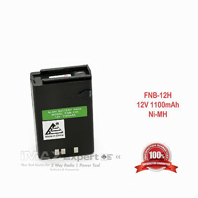 Fnb 12 Battery For Yaesu Ft 23R Ft 33R Ft 73R Ft 411 Ft 470 Ft 811 Ft 911