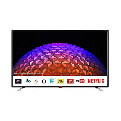 """Sharp 2T-C40BG3KG2FB 40"""" Inch Full HD LED Smart TV with Freeview Play and Wi-Fi"""