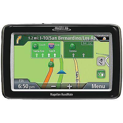 "Magellan RoadMate 3030-LM 4.7"" Touchscreen Portable GPS System Navigator"