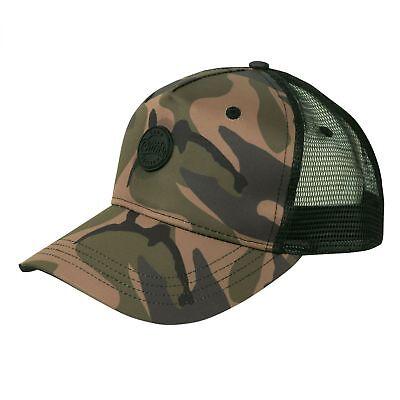 Fox Camo Edition Trucker Cap Angelcap Kappe UNI Mütze Camouflage Karpfen