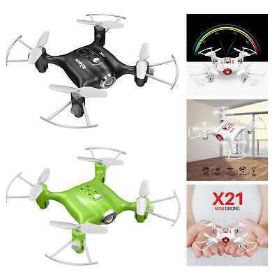 Syma X21 Mini RC Drone Quadcopter with 2.4Ghz 6Axis Hover Headless Mode 3D Flip