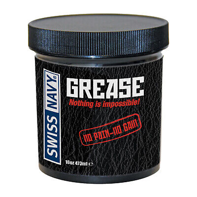 Swiss Navy Grease 16 oz. 473ml. Original Formula Best Seller Lube, FAST