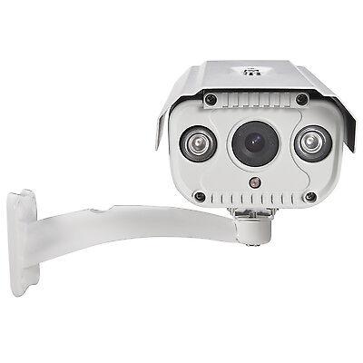 ANNKE 720P AHD White Bullet Überwachungskame IP66 Weatherproof IR-CUT IP 66 DE