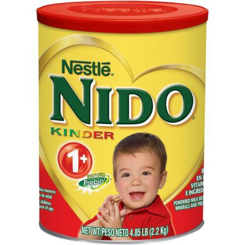 Last Nestle NIDO Kinder 1+ Toddler Formula (4.85 lbs.)