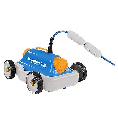 POOLROBOTER SCHWIMMBAD BODENSAUGER STEINBACH SPEEDCLEANER POOLRUNNER MINI