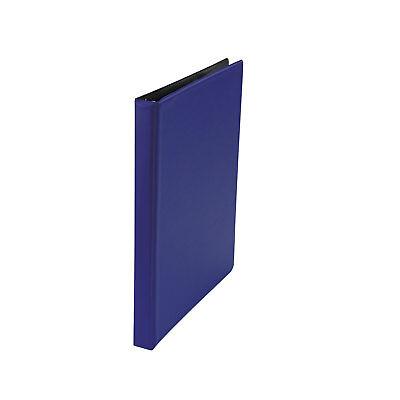 Universal Economy Non-view Round Ring Binder 12 Capacity Royal Blue 30402