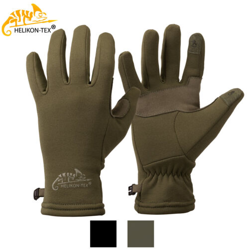 HELIKON TEX Gloves Tactical Touch Screen Cold Weather Tracker Outback Black
