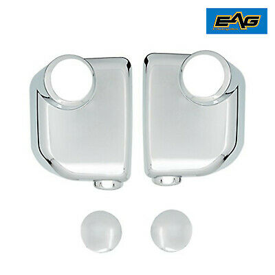 EAG Fits 07-14 Toyota FJ Cruiser Triple Chrome Plated ABS Mirror Cover