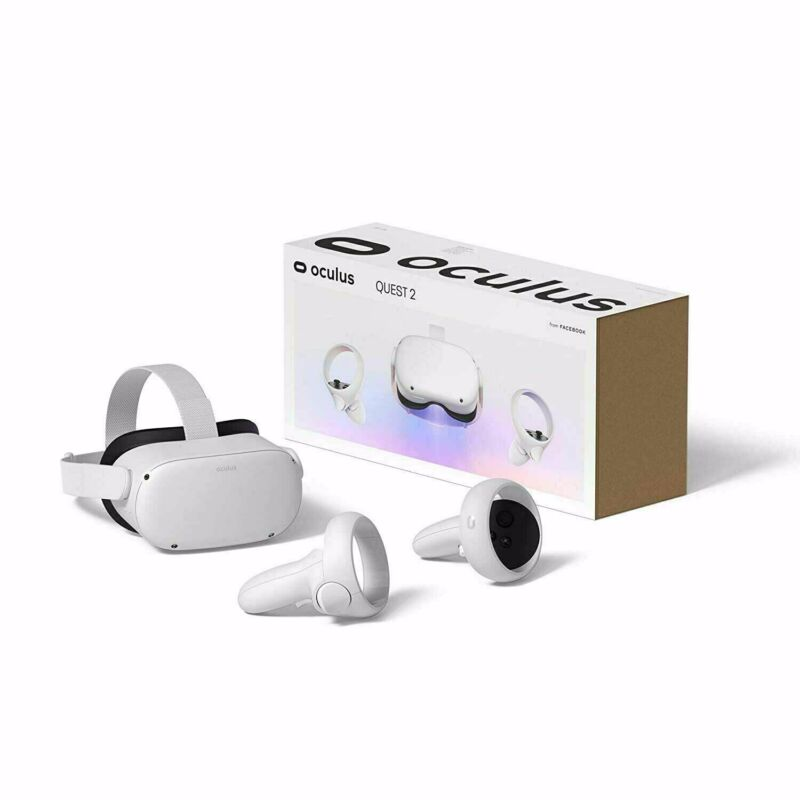 Oculus Quest 2 64GB All-In-One Virtual Reality Headset *BRAND NEW & SEALED*