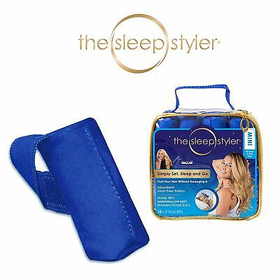 """NEW Sleep Styler MINI Hair NIP 12 Rollers Curlers 3"""" Seen on TV Ships from USA! for sale  Ramseur"""