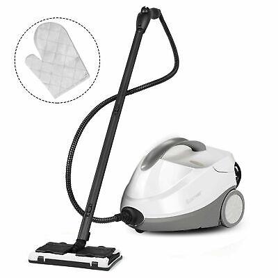 Heavy Duty Steam Cleaner Mop Multi-Purpose Steam Cleaning 4.5 Bar 2000Watt 1.5L - Heavy Duty Steam Cleaner
