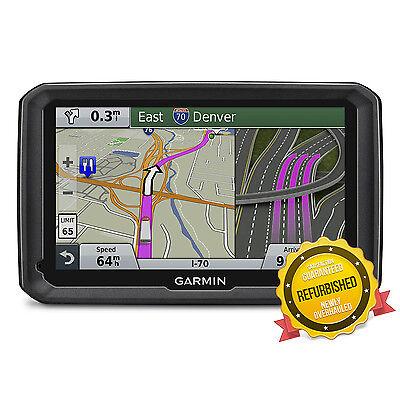 "Garmin dezl 770LMTHD 7"" GPS with Lifetime Maps & HD Traffic Updates"