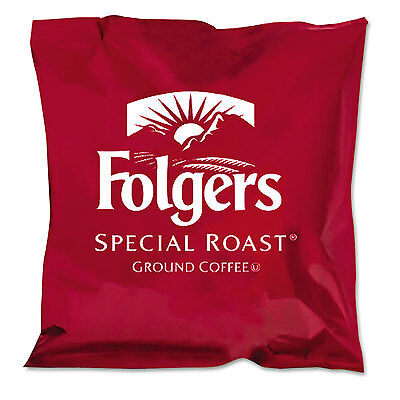Folgers Ground Coffee Fraction Packs Special Roast 42/Carton 06897