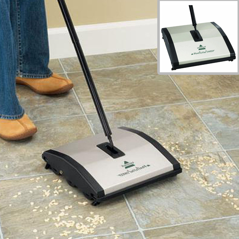 Bissell Swift Sweep Sweeper Broom Cordless Carpet Floor