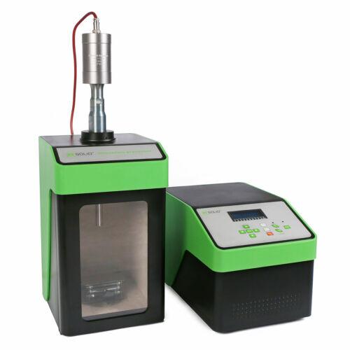 Ultrasonic Homogenizer Sonicator Cell Disruptor Mixer 1200W 50-2000 ml CE