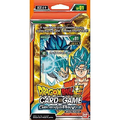 Dragon Ball Super Special Pack Sealed TCG Cheapest Wave 2.5 Preorder 2 Oct
