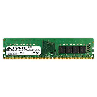 A-Tech 8GB 2400MHz DDR4 RAM for HP Pavilion 590-p0053w Desktop Memory Upgrade
