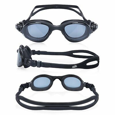 11420366e97 HIHILL Adult Swimming Goggles UV Protection Anti-Fog With Case   Acc. - New