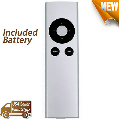 New MC377LLA Replace Remote Control fit for Apple TV Music System Mac w Battery ()