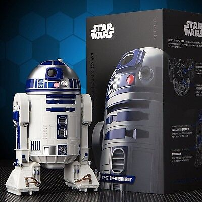 SPHERO STARWARS r201row App COMMANDE Droide R2D2 ROBOTS JOUETS IOS Android