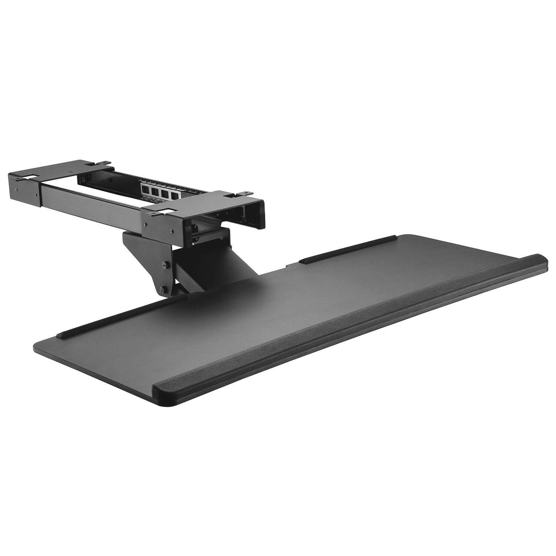 Tastatur Schreibtisch Halterung Schiebbare Zulage Maus Halter Zulage 67cm Länge