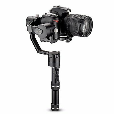 ZHIYUN Crane 3-Axis Handheld Stabilizer Gimbal for Mirrorless DSLR Camera 2017