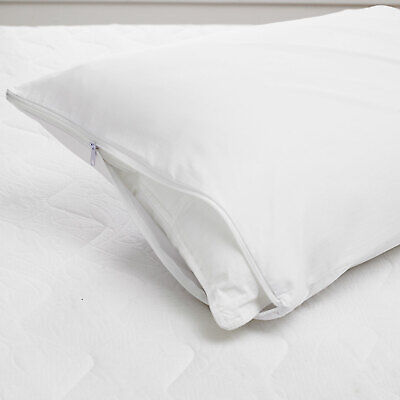 150 Thread Count Non Allergic Pillow Protectors Pack of 4