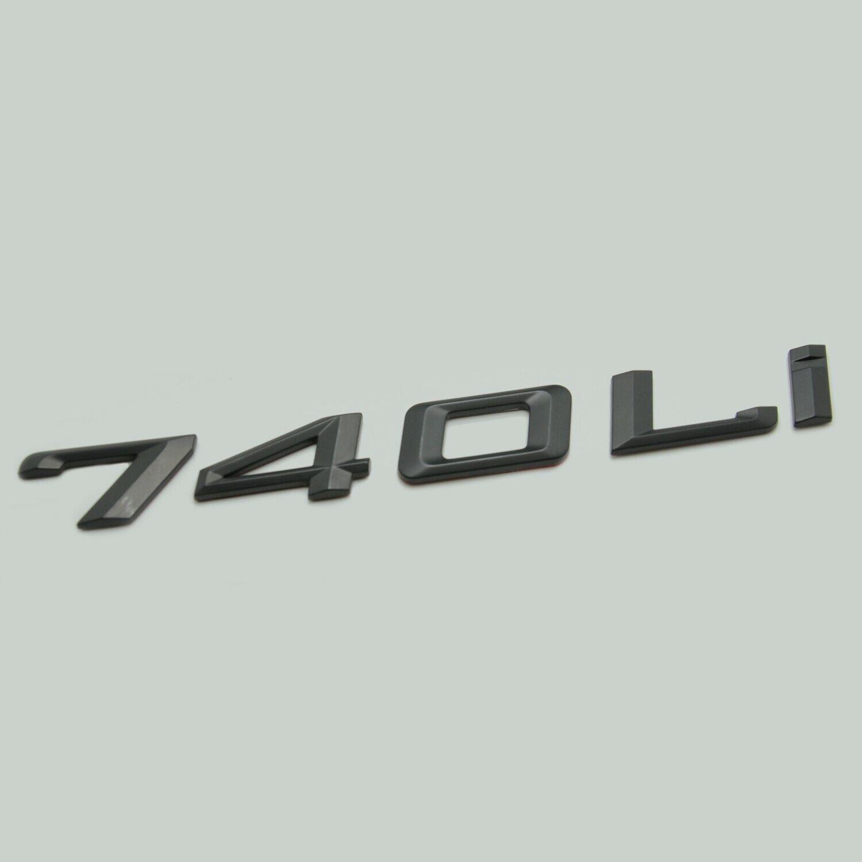 Gloss Black Q5 TDI Lettering Rear Boot Lid Trunk Badge Emblem For Q5 Models