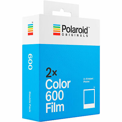 x2 color instant film double pack