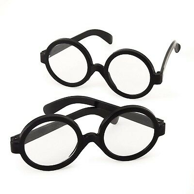 Wizard Harry Potter Style Glasses Pack Of 8 Pairs Halloween Costume Accessory ](Harry Styles Halloween Costumes)