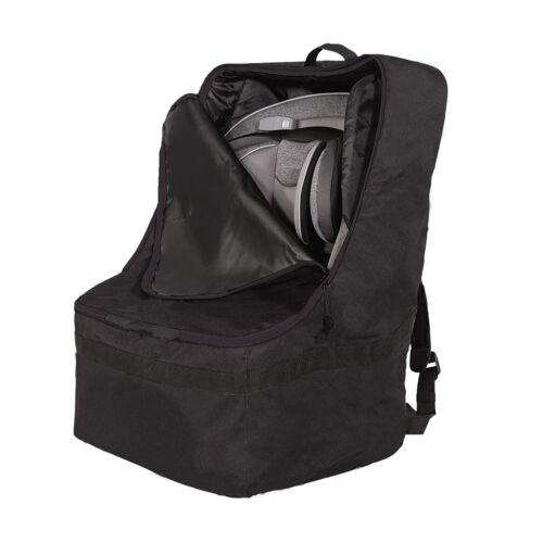 J.L. Childress Ultimate Backpack Padded Car Seat Travel Bag car seat cover Black