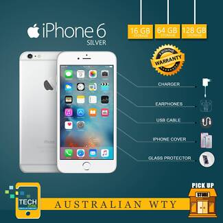 CHRISTMAS ON US iPhone 6 16/64/128 GB w/6months warranty@TechZone