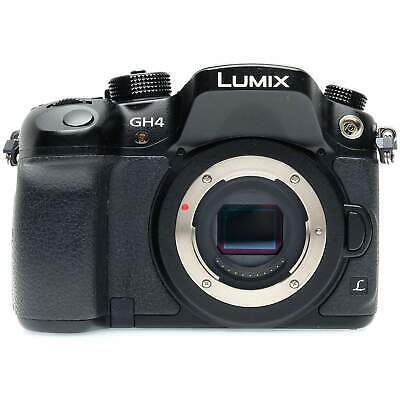 Panasonic GH-4 Mirrorless Digital Camera Body for sale  Shipping to India